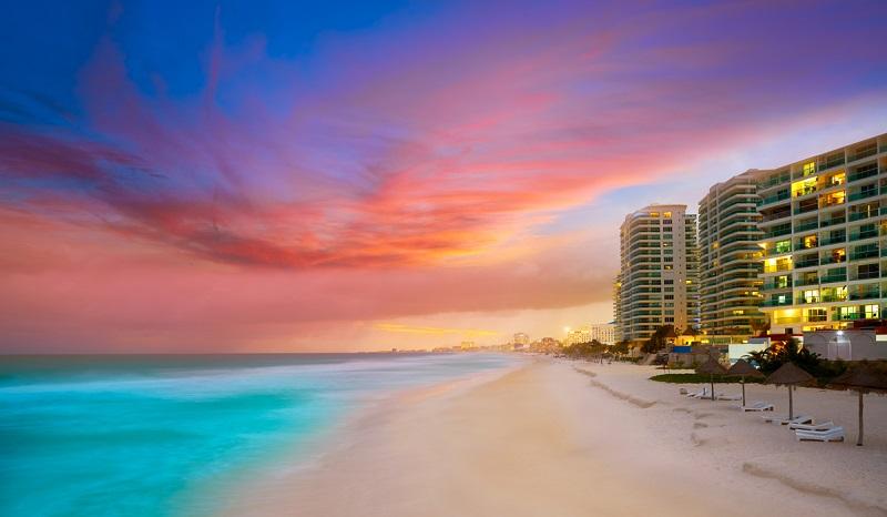 Clima e temperatura em Cancún