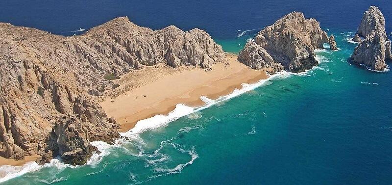 Los Cabos - Playa Divorcio