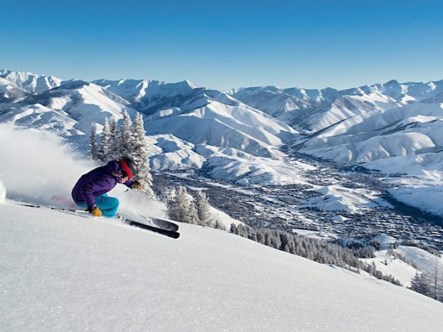 Pistas de esqui em Chicago