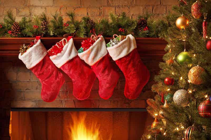 Natal em Chicago: Christmas Stocking