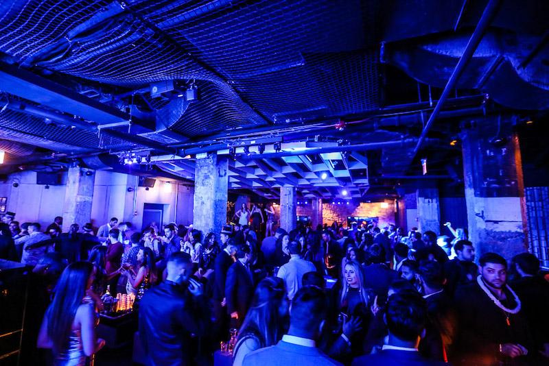 Ano Novo em Chicago: NYE na The Underground