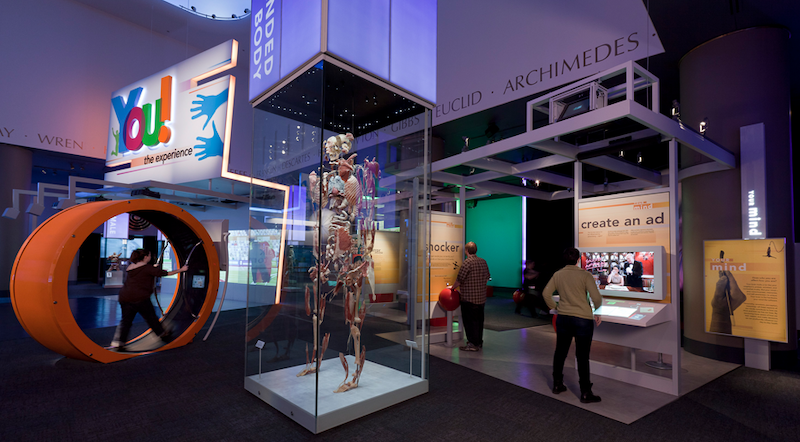 Museum of Science and Industry em Chicago: galeria