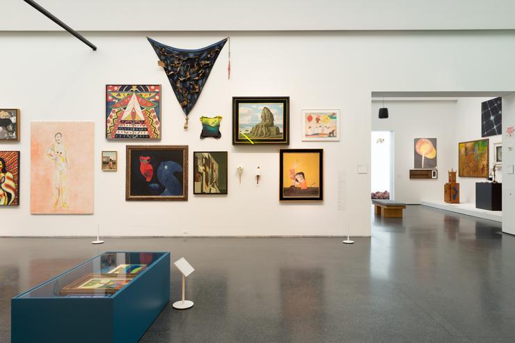 Museum of Contemporary Art em Chicago: interior