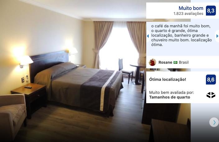 Hotel Diego de Almagro em Valparaíso