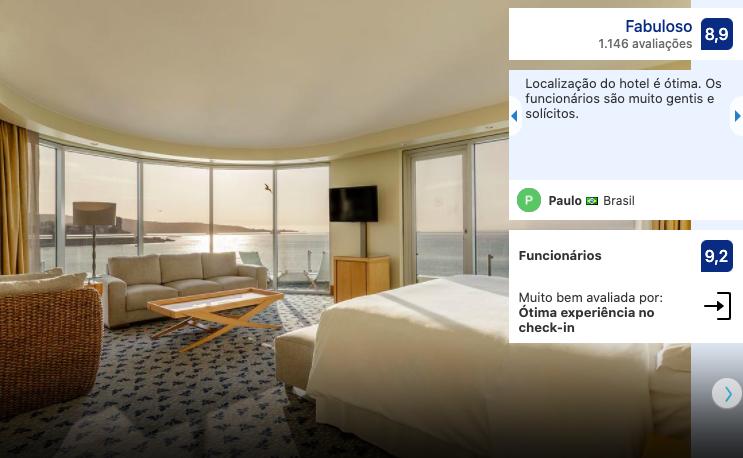 Hotel Sheraton Miramar em Viña del Mar