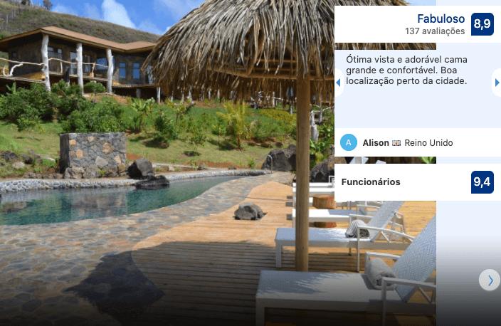 Hotel Hare Noi Rapanui na Ilha de Páscoa