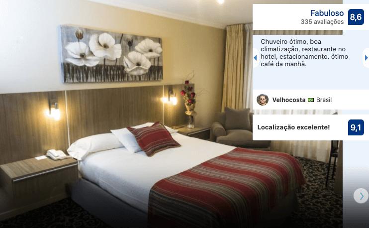 Hotel Don Eduardo em Temuco