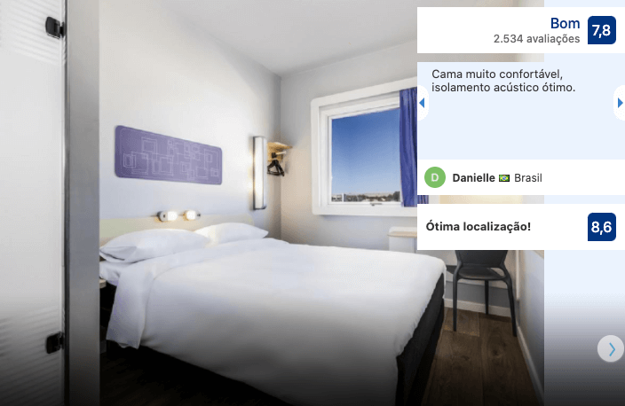 Hotel Ibis Budget Calama