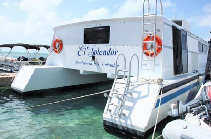 Principais destinos de ferry em Colômbia