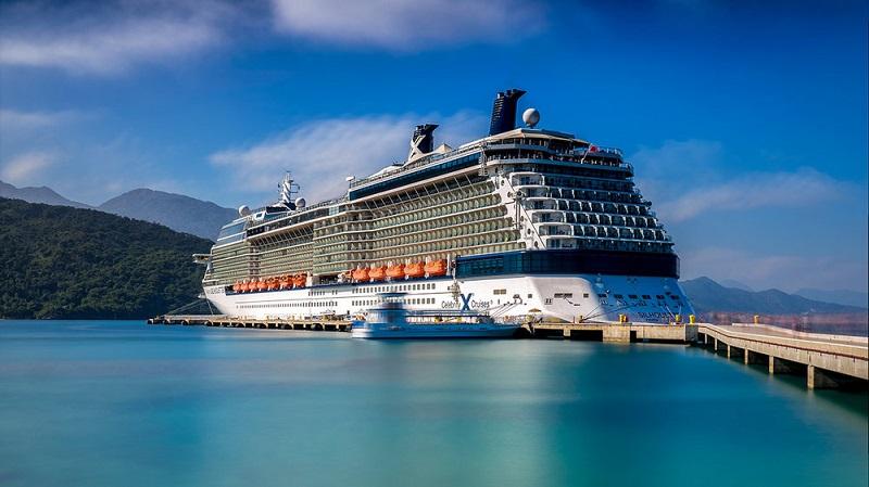 Navio Celebrity Silhouette da Celebrity Cruises