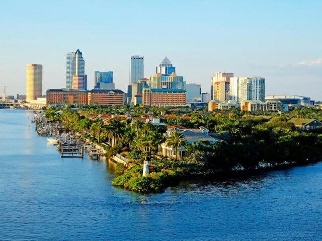 Remessas internacionais para a Flórida