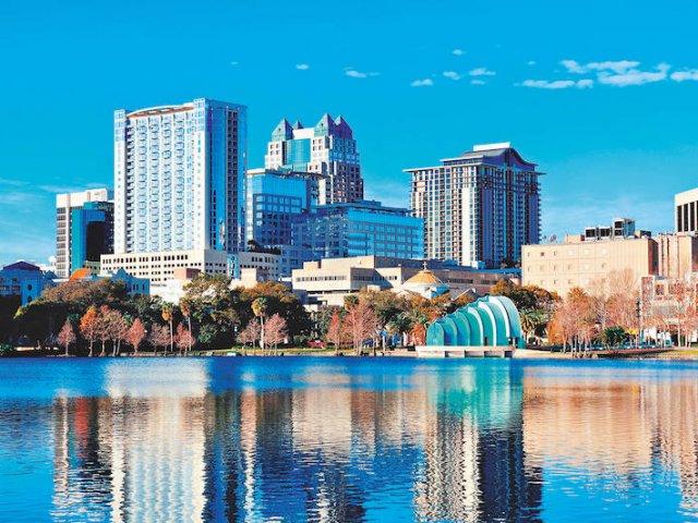 Remessas internacionais para Orlando