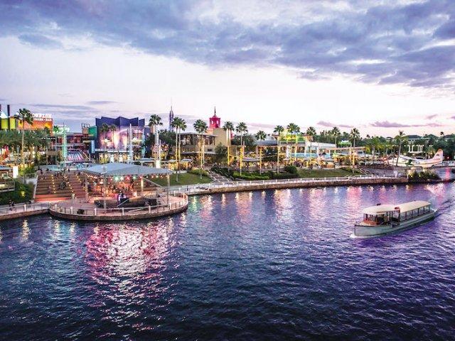 Reabertura da Universal CityWalk em Orlando