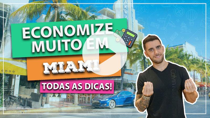 Economize muito em Miami