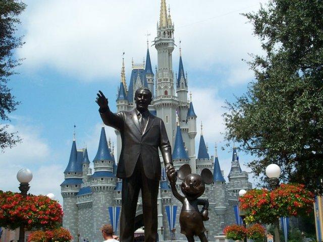 Reabertura dos parques da Disney em Orlando