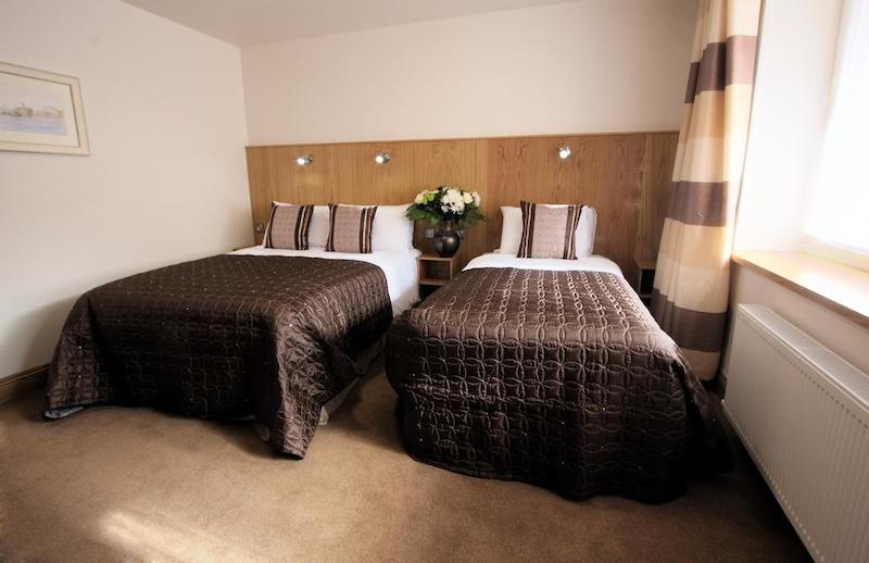 Blooms Hotel em Dublin - quarto