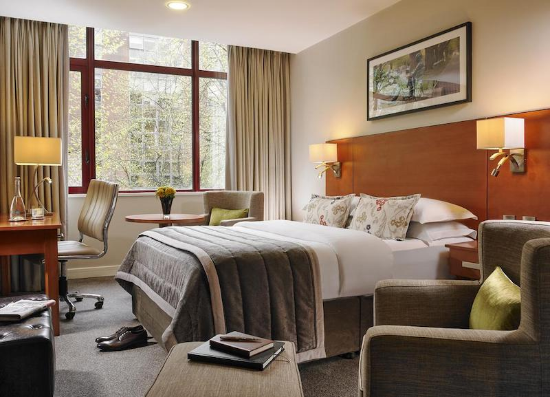 Mespil Hotel em Dublin: quarto