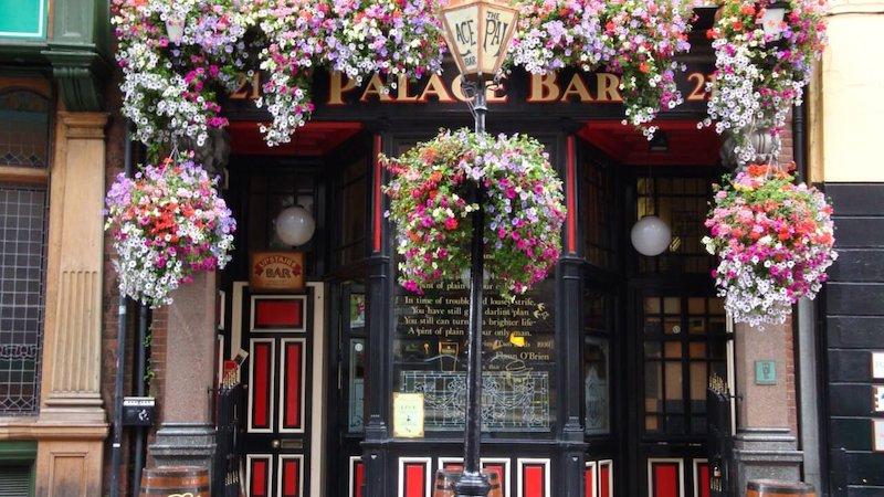 Palace Bar em Dublin