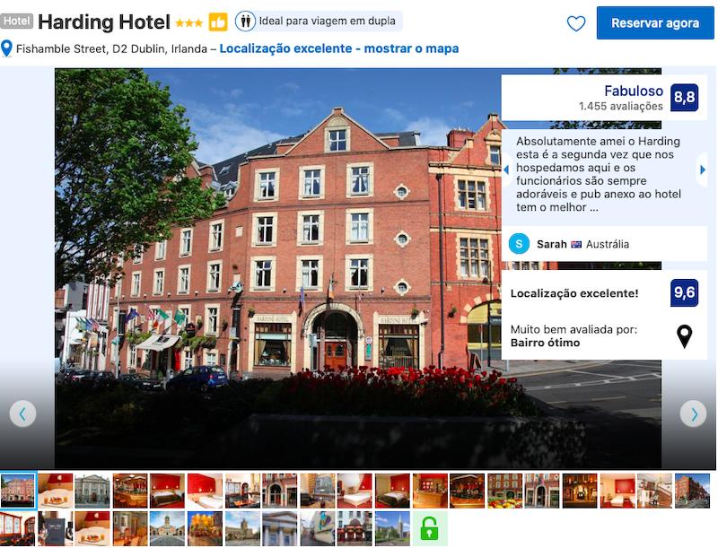 Harding Hotel em Dublin