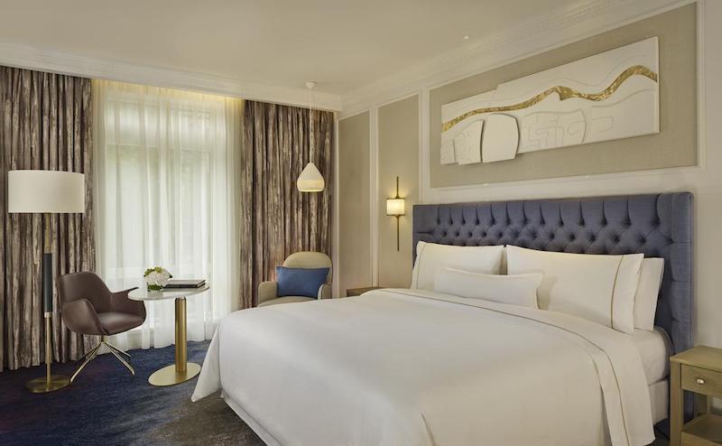 Hotel Westin Dublin- quarto