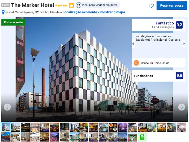 The Marker Hotel em Dublin