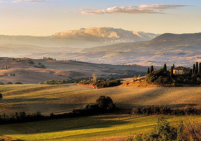 Guia da Toscana na Itália