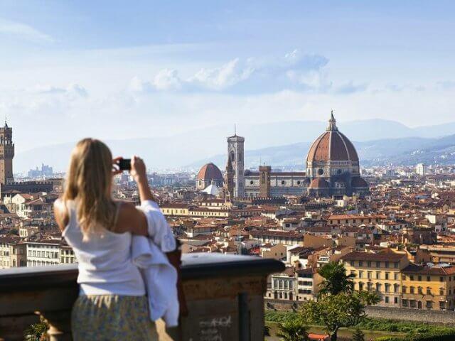 Ingressos para tour gratuito por Florença