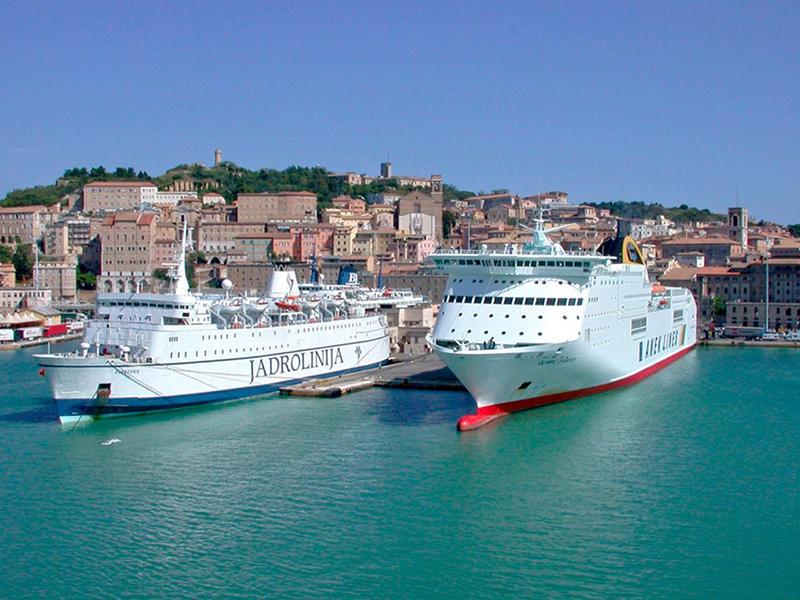 Ferry na Croácia