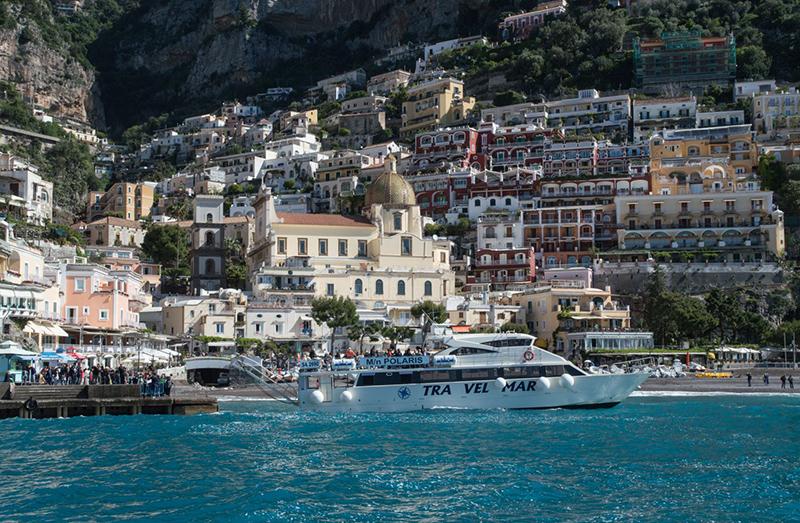 Como ir de Amalfi para outras cidades italianas de ferry