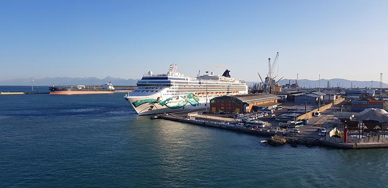 Principais destinos de ferry na Itália