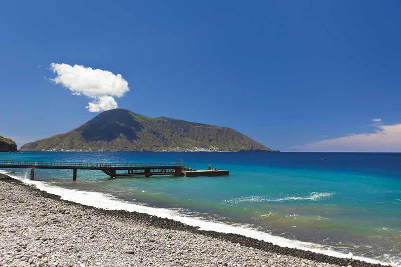 Como ir das Ilhas Eólias para outros destinos italianos