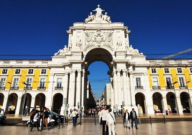 Pontos Turísticos em Lisboa