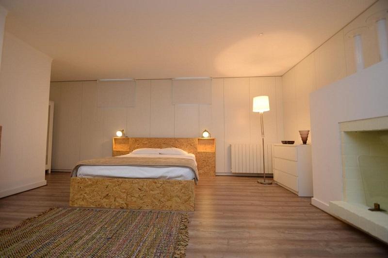 Quarto do GuimaraesLiving Hostel em Guimarães