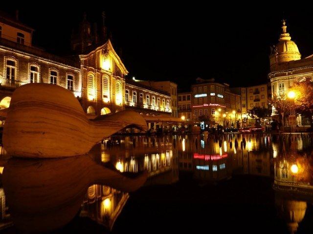 Hotéis de luxo em Braga