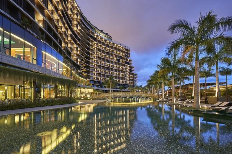 Hotéis de luxo na Madeira
