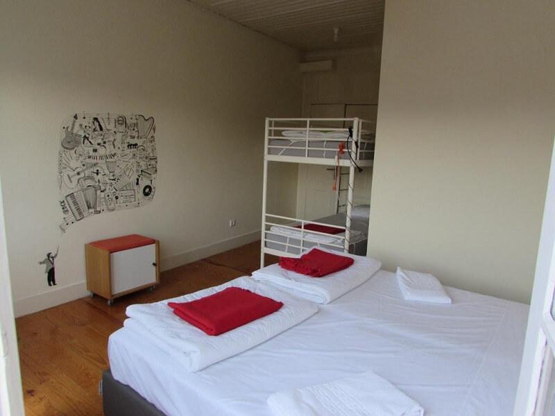 Quarto do Santiago 31 Hostel em Guimarães