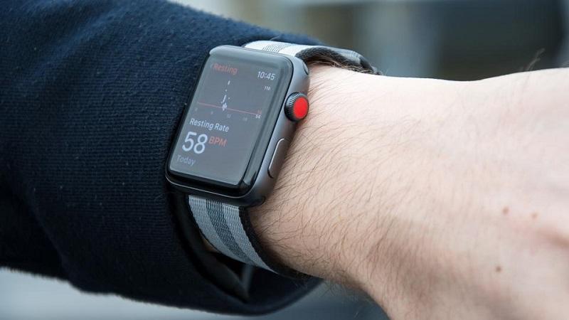 Apple Watch em Londres