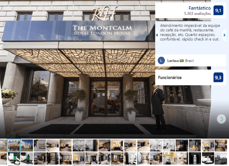 Hotel Montcalm Royal London House-City