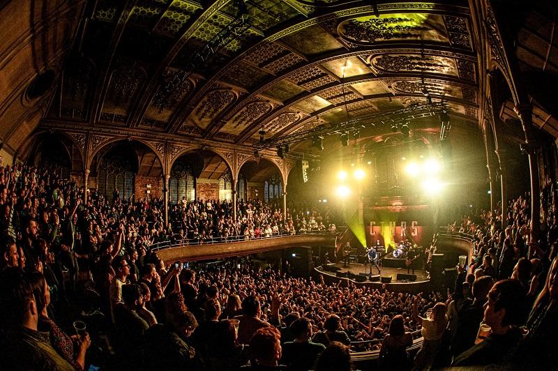 Clube Albert Hall em Manchester