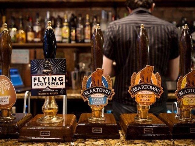 Melhores bares e pubs em Manchester
