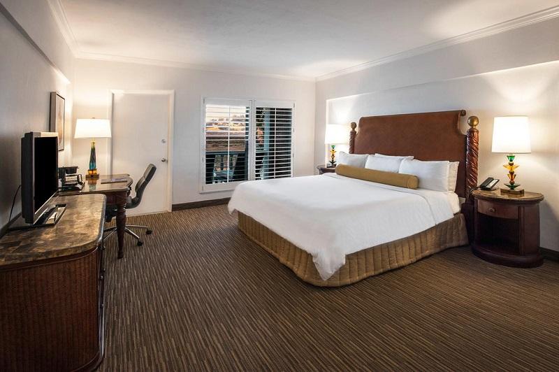 Quarto do Hotel Beachcomber Resort & Villas em Fort Lauderdale