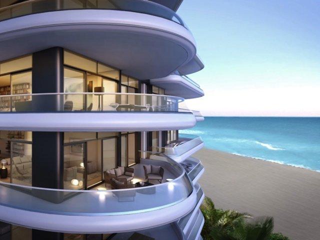 Hotéis de luxo em Miami