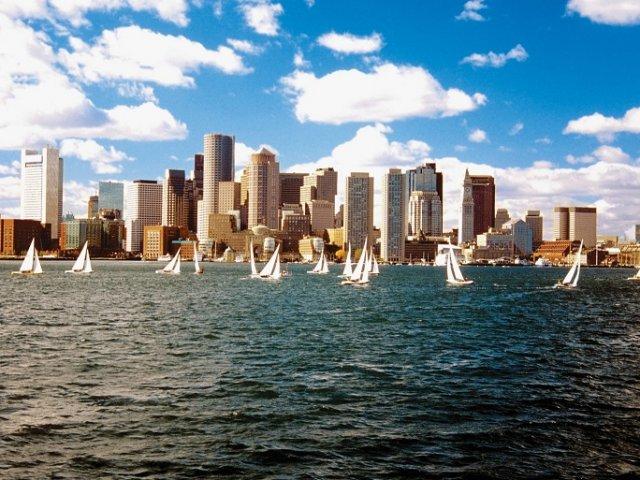 Remessas internacionais para Boston