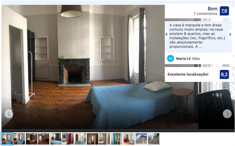 MA Chambre en Ville em Marselha