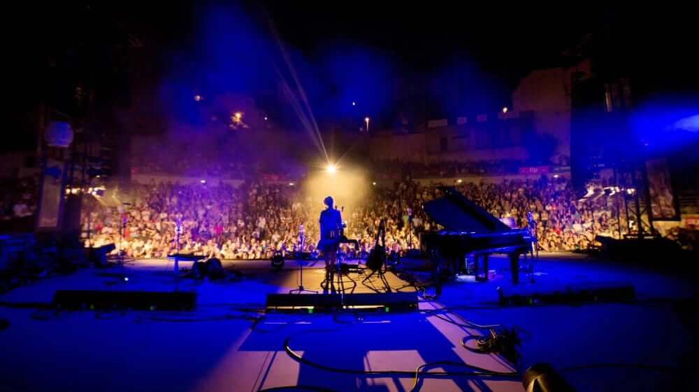 Show de Ano Novo em Marselha