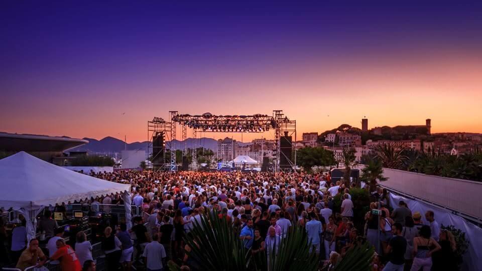 Show no Ano Novo em Cannes