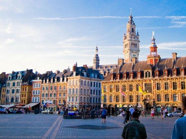 Roteiro de quatro dias em Lille