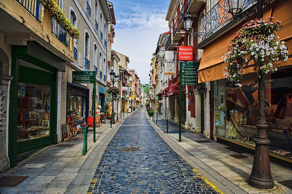 Ruas de Lourdes