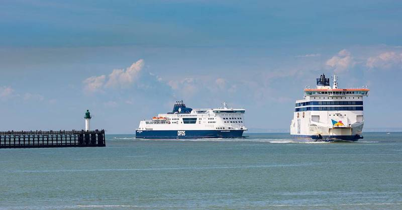 Ferries na França