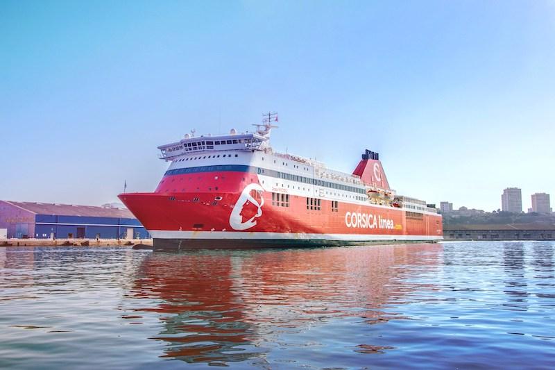 Como se locomover de ferry na França